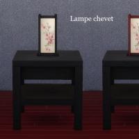Lampe-chevet