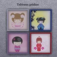 Tableaux-geishas