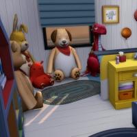 Felicidad - la chambre de bambin - vue 1