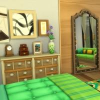 Felicidad - la chambre parentale - vue 2