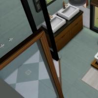 Felicidad - la salle de bain familiale - vue 1