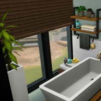 Felicidad - la salle de bain familiale - vue 2