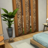 Evergreen - la chambre parentale - vue 1