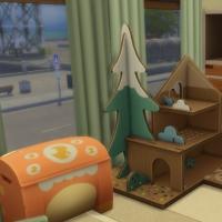 Evergreen - la chambre pour bambin - vue 2