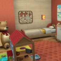 Evergreen - la chambre pour enfant - vue 1