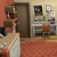 Evergreen - la chambre pour enfant - vue 2