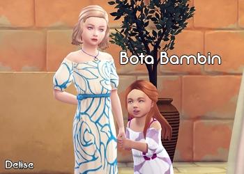 Bota pour bambines