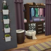 Appartement 1310 - la chambre - vue 2