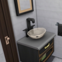Appartement 1310 - la salle d'eau - vue 1