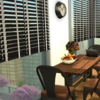 Appartement 1310 - le coin repas
