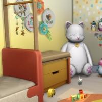 Douceur de vivre - la chambre pour bambin - vue 2