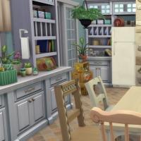 Douceur de vivre - la cuisine - vue 2