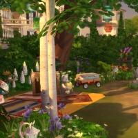 Douceur de vivre - le jardin - vue 2