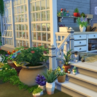 Douceur de vivre - terrasse avant - vue 1