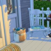 Douceur de vivre - terrasse avant - vue 2