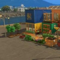 Containers en colocation - vue générale 2
