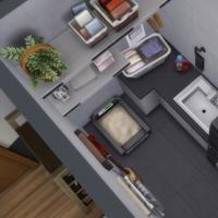 Appartement 404 - la buanderie