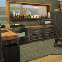 Appartement 404 - la cuisine - vue 2