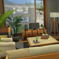 Appartement 404 - le salon - vue 2