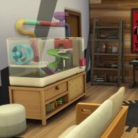 Appartement 404 - le salon - vue 3