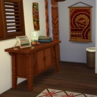 Kaloé - la chambre - vue 2