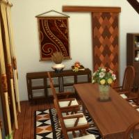 Kaloé - la salle à manger - vue 2