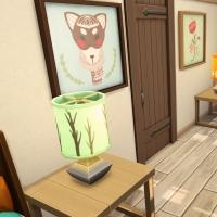 32 sims 4 chalet chaleureux chambre enfant