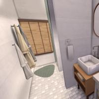 38 sims 4 chalet chaleureux salle de bain enfant