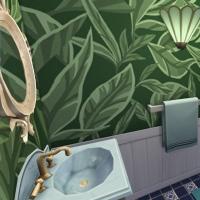 11 tournesol salle de bain