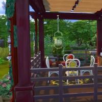 6 tournesol terrasse