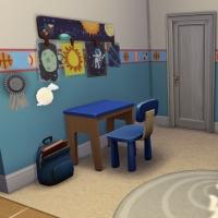 17 Milton house chambre enfant 2
