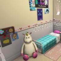 18 Milton house chambre enfant 3