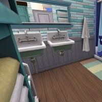 20 Milton house salle de bain