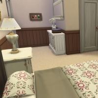 22 Milton house chambre parentale