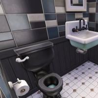 23 Milton house chambre parentale salle de bain