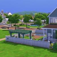 3 Milton house vue extérieure