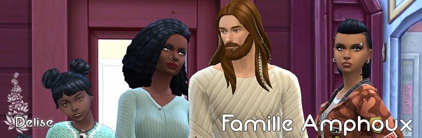 La famille Amphoux
