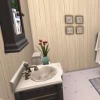 14 sea view salle de bain