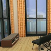 22 overlade penthouse suite parentale