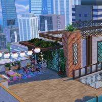 6 overlade penthouse vue extérieure