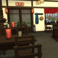 Kyoto - l'izakaya - vue 1