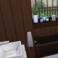 Kyoto - machiya 1 - la salle de bain
