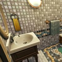 25 belle des champs salle de bain