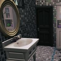 30 belle des champs  salle de bain