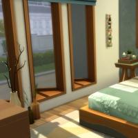 Zelia - la chambre parentale - vue 1