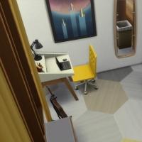 Zelia - la chambre pour ado - vue 1