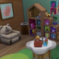 Zelia - la chambre pour bambin et enfant - vue 2