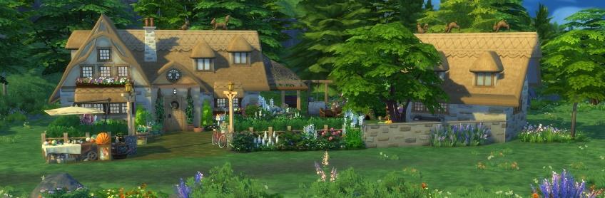 Ce bon vieux cottage